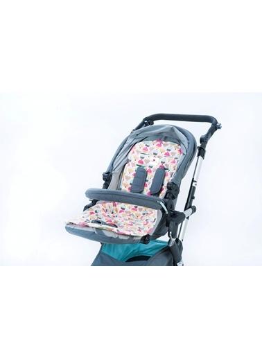 Bebek Arabası Minderi Cupcake-Moms Cotton